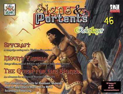 Role Playing Games - Signs & Portents 46 Roleplayer