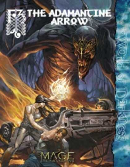 Role Playing Games - Adamantine Arrow