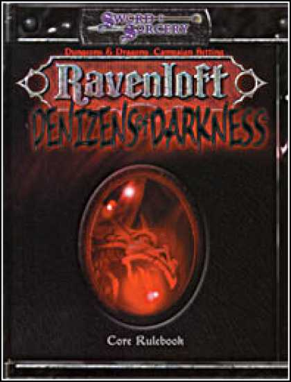 Role Playing Games - Denizens of Darkness