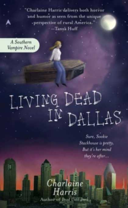Role Playing Games - Living Dead in Dallas