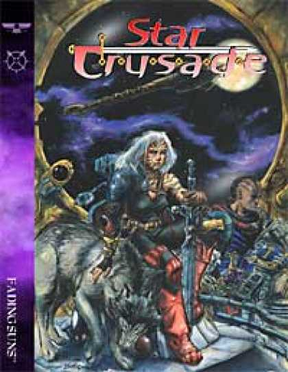 Role Playing Games - Star Crusade