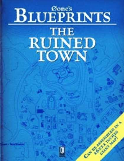 Role Playing Games - 0one's Blueprints: The Ruined Town