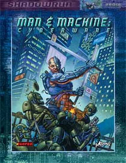 Role Playing Games - Man & Machine