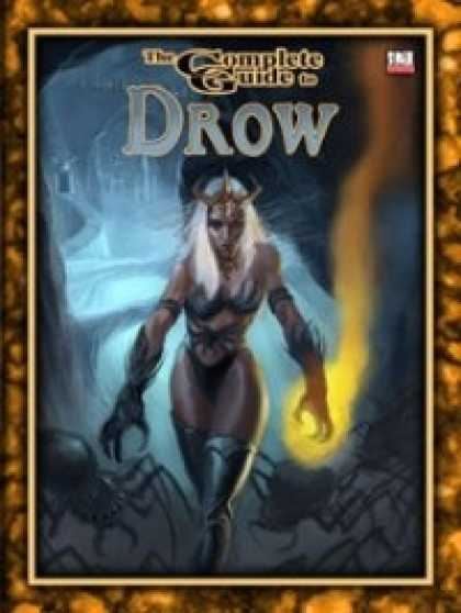Role Playing Games - Complete Guide to Drow
