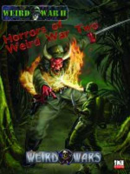Role Playing Games - PEG13007 Horrors of Weird War II