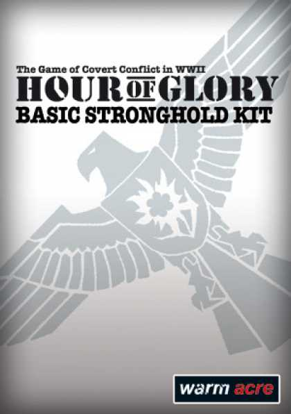 Role Playing Games - HOUR OF GLORY: Stronghold Kit