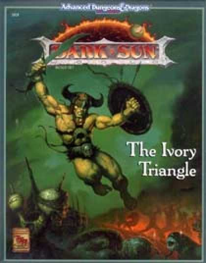 Role Playing Games - The Ivory Triangle
