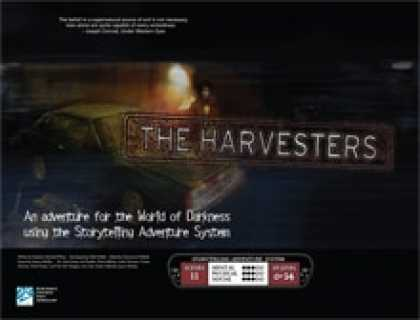 Role Playing Games - The Harvesters (World of Darkness)