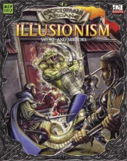 Role Playing Games - Encyclopaedia Arcane Illusionism