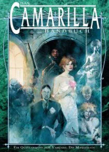Role Playing Games - Das Camarilla-Handbuch