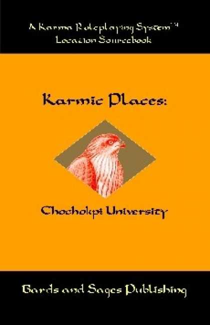 Role Playing Games - Karmic Places: Chochokpi University