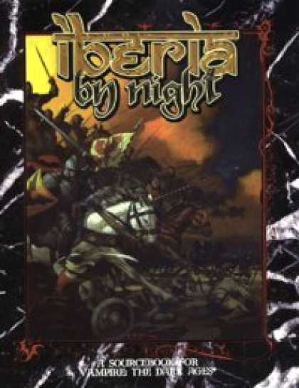 Role Playing Games - Iberia by Night