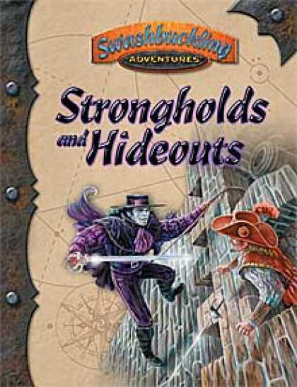 Role Playing Games - Strongholds and Hideouts