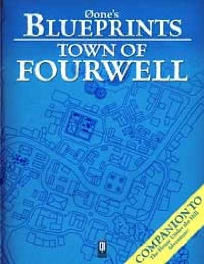 Role Playing Games - 0one's Blueprints: Town of Fourwell