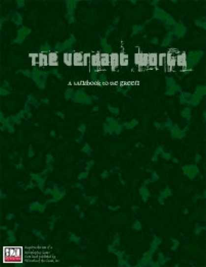 Role Playing Games - The Verdant World: Monsters of the Green