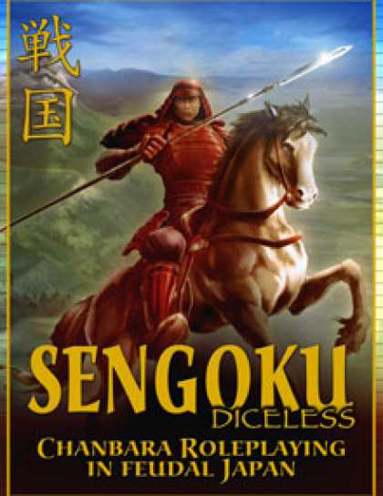 Role Playing Games - Sengoku Diceless