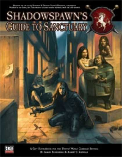 Role Playing Games - Shadowspawn's Guide to Sanctuary