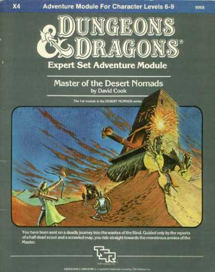 Role Playing Games - Dungeons & Dragons