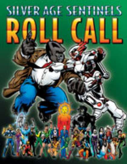 Role Playing Games - Roll Call #1