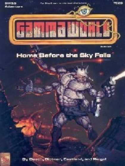 Role Playing Games - GWQ3: Home Before the Sky Falls