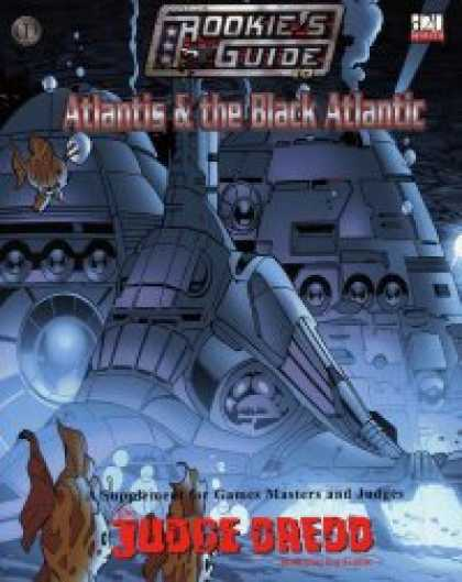 Role Playing Games - The Rookie's Guide to Atlantis & the Black Atlantic