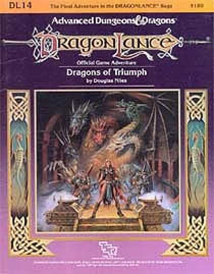 Role Playing Games - Dragons of Triumph