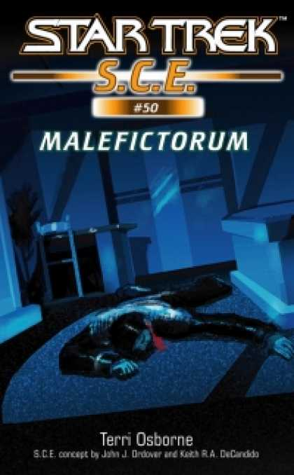 Role Playing Games - Star Trek: Starfleet Corps of Engineers #50: Malefictorum