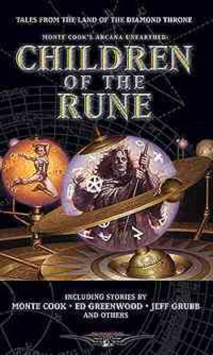 Role Playing Games - Children of the Rune