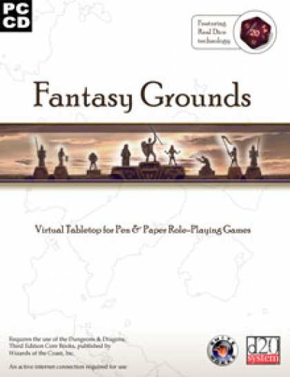 Role Playing Games - Fantasy Grounds II - Full License