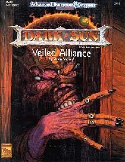 Role Playing Games - Veiled Alliance