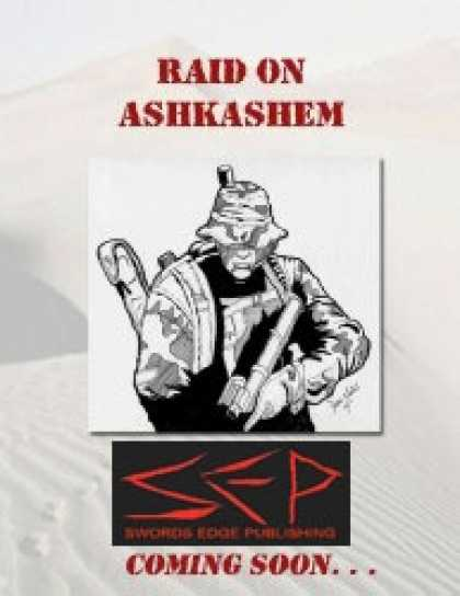 Role Playing Games - Raid On Ashkashem