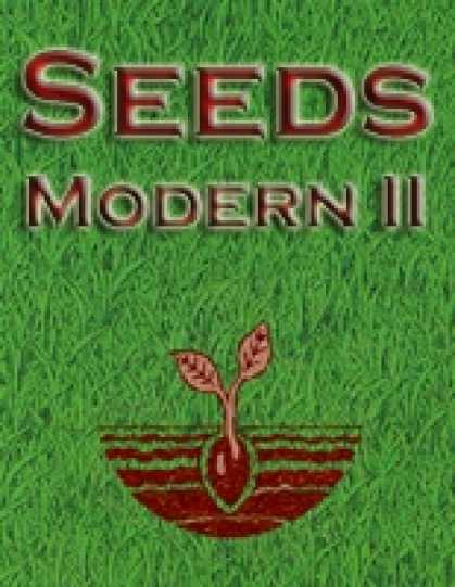 Role Playing Games - Seeds: Modern II