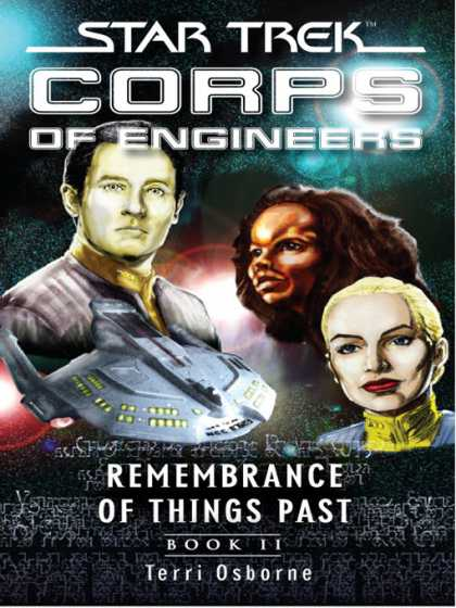 Role Playing Games - Star Trek: SCE: Remembrance of Things Past: Book Two