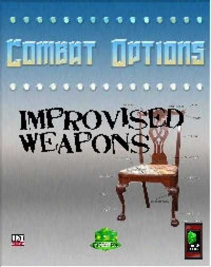 Role Playing Games - Combat Options: Improvised Weapons