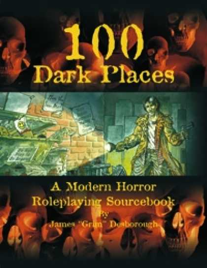 Role Playing Games - 100 Dark Places