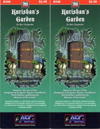 Role Playing Games - Kurishan's Garden