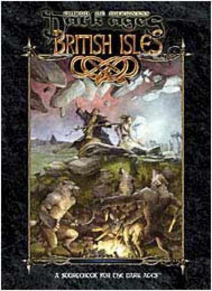 Role Playing Games - Dark Ages: British Isles