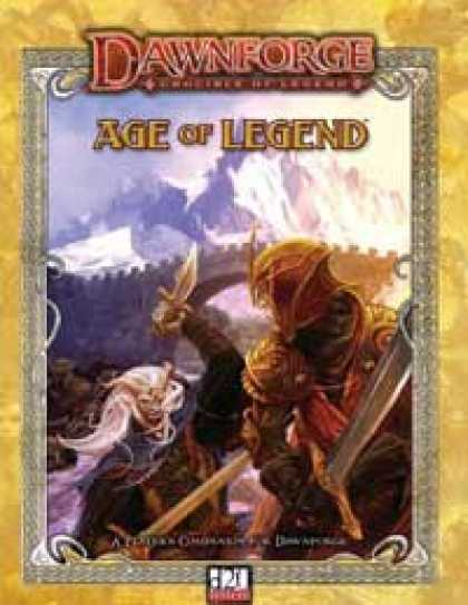 Role Playing Games - Age of Legend