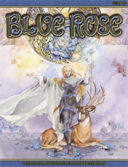 Role Playing Games - Blue Rose - The Roleplaying Game of Romantic Fantasy