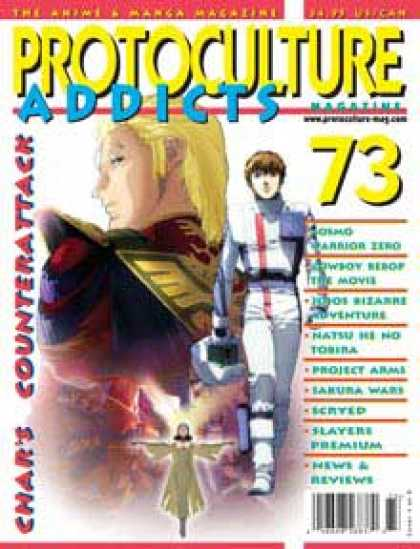 Role Playing Games - Protoculture Addicts #73