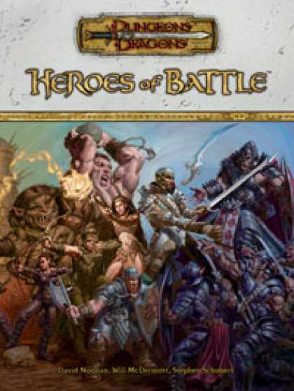 Role Playing Games - Heroes of Battle