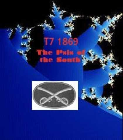 Role Playing Games - T7-1869 The Psis of the South