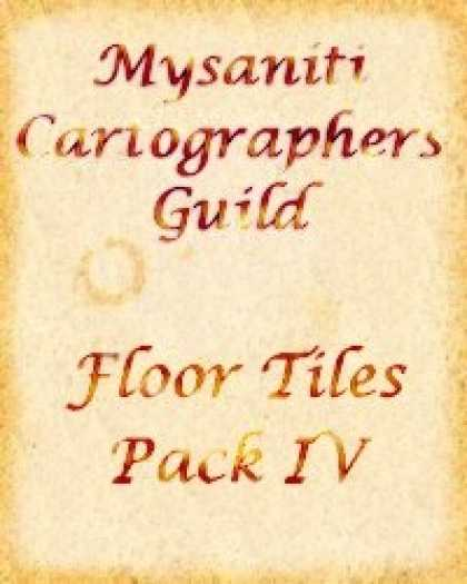 Role Playing Games - Floor Tiles Pack 4