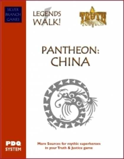 Role Playing Games - LWTJ - Pantheon: China