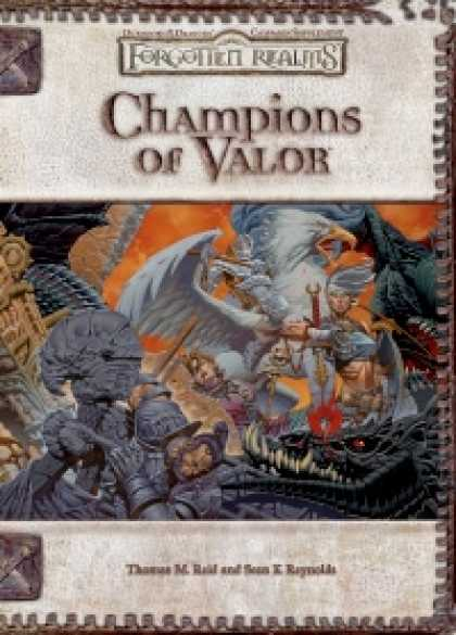 Role Playing Games - Champions of Valor