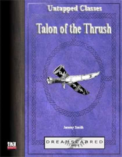 Role Playing Games - Untapped Classes: Talon of the Thrush