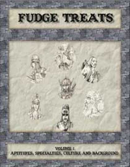 Role Playing Games - Fudge Treats: ASCB