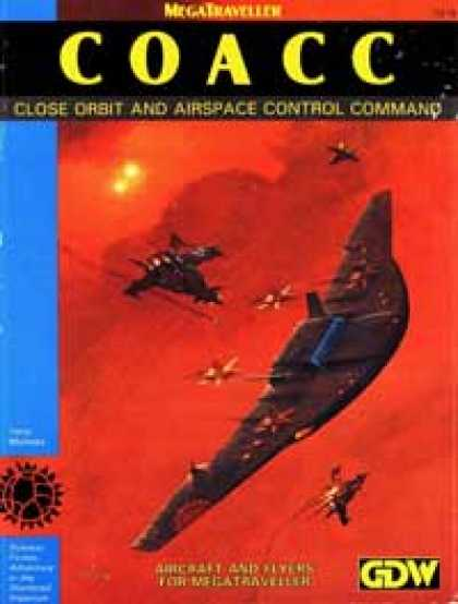 Role Playing Games - COACC: Close Orbit and Airspace Control Command