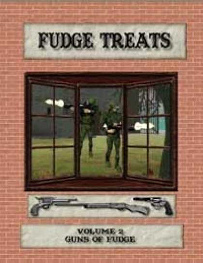 Role Playing Games - Fudge Treats: GoF