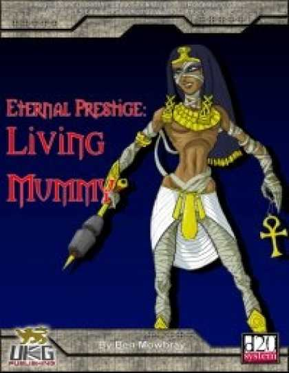 Role Playing Games - Eternal Prestige: Living Mummy